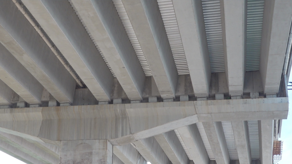 Project: Elevated Highway, KL/Selangor<br />Material: GalMaxx Premium<br />Application: Floor Decking