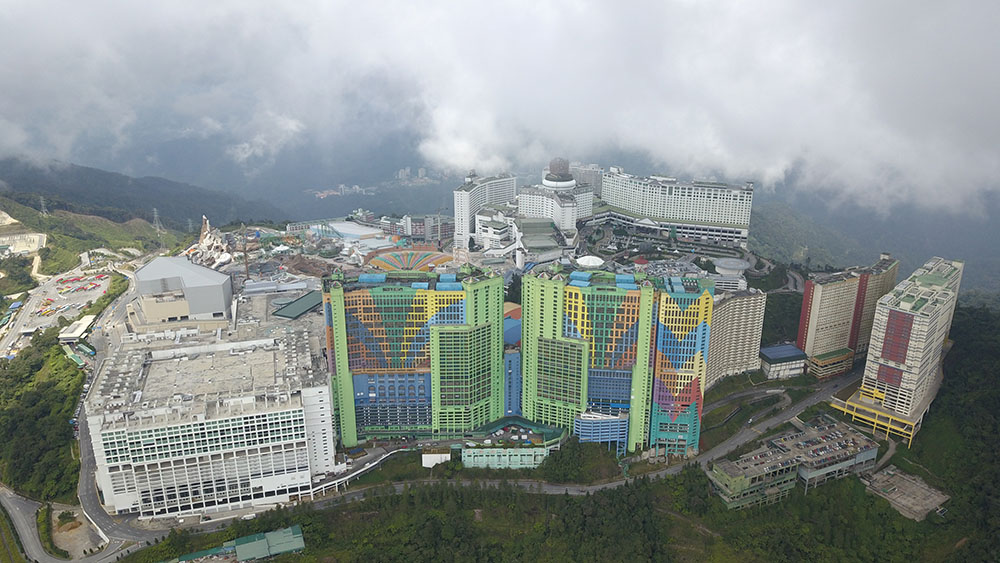 Project:Various Hotels, Genting Highland <br />Material:GalMaxx <br />Application: Air Conditioning Ducting